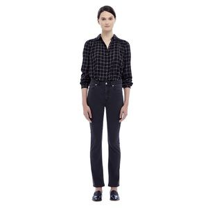 Rebecca Taylor La Vie Clemence High Waisted Jeans